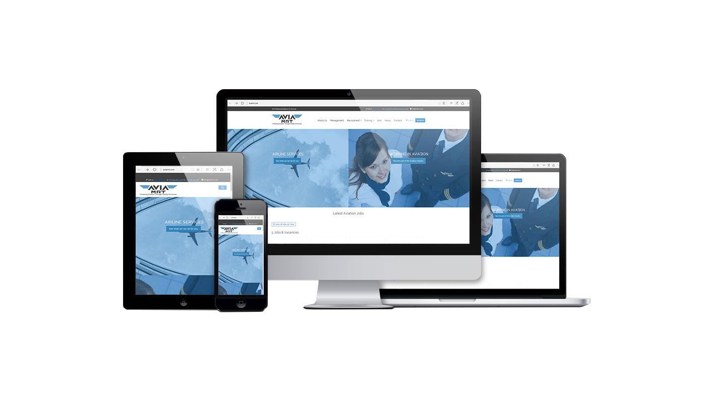 Κατασκευή website Αγγελιών Εργασίας