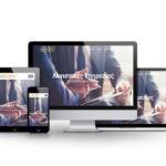 Κατασκευή website Λογιστικής Εταιρείας